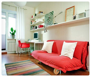 Make the Most Out of a Small Apartment