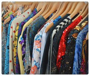 Moving Masses of Clothing