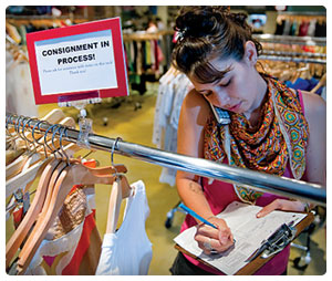 How to Sell Through Consignment
