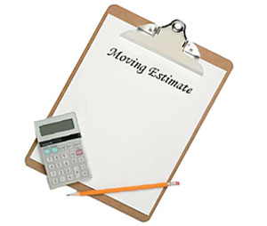 What Is a Binding Moving Estimate?