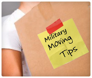 Military Moving Tips