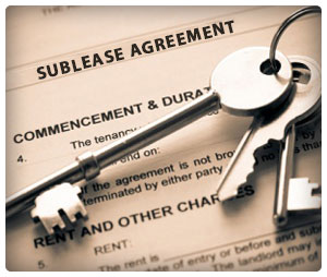 Terms to Include in a Sublease